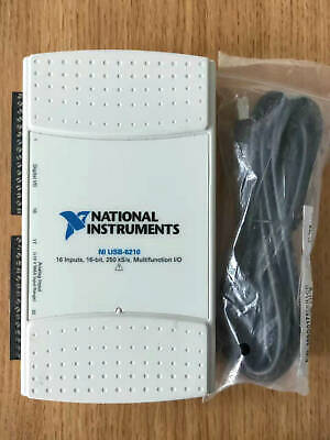 National Instruments Ni Usb-6210 Multifunction Data Acquisition Device
