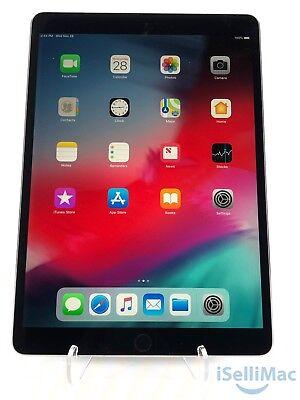 "Apple Verizon iPad Pro 10.5"" WiFi + Cellular 512GB Space Gray MPME2LL/A B Grade"
