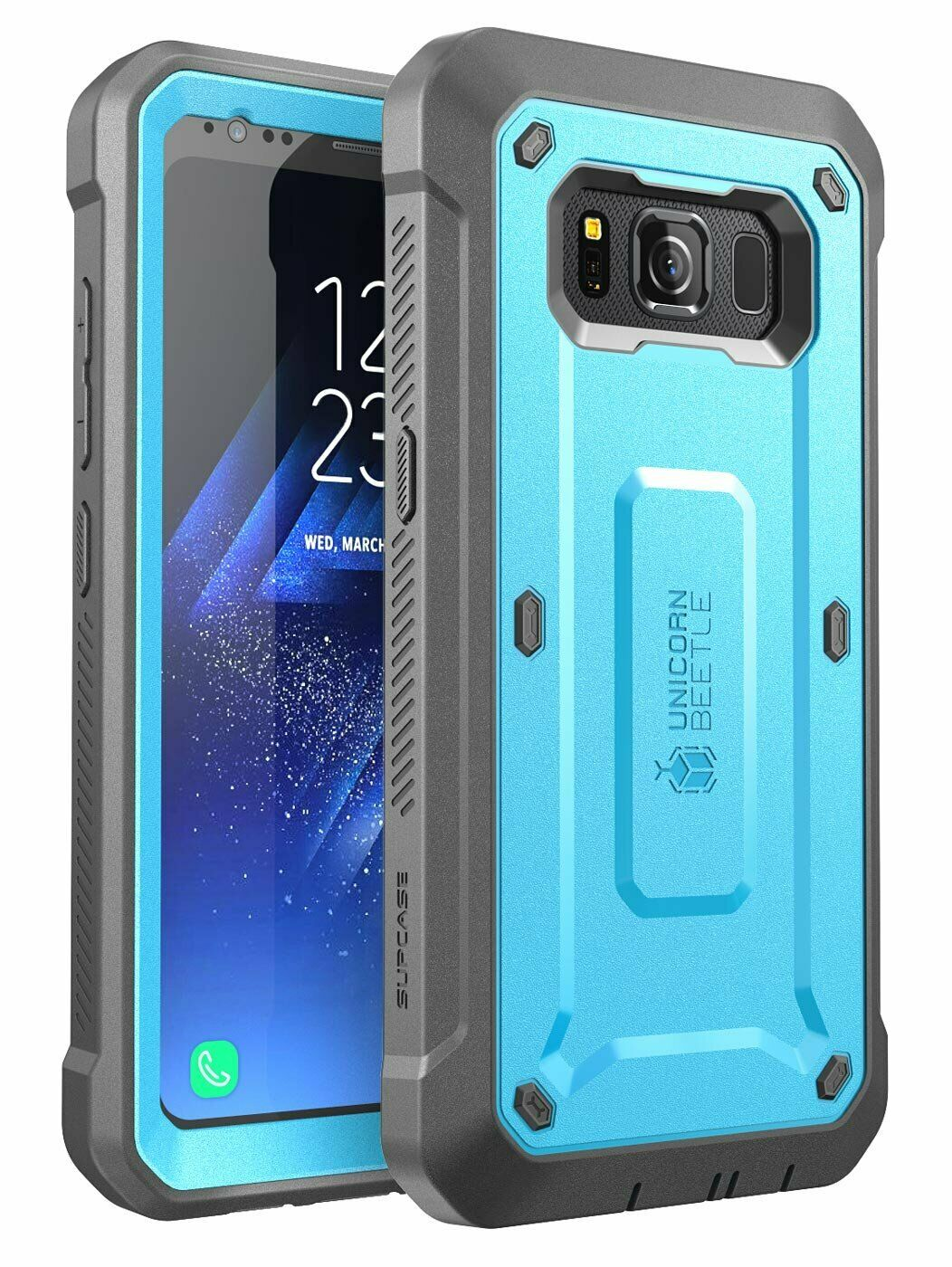 Samsung Galaxy S5/S6/S7/S8 Active Case, SUPCASE Holster Cove