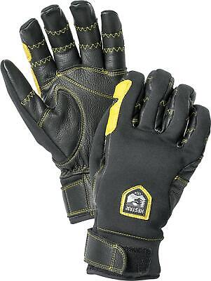 2020 Mens Hestra  Ergo Grip Active Gloves, Black / Black Size 10  32950