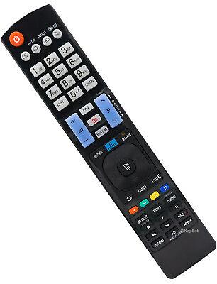 Alle Fernbedienungen (Universal Fernbedienung AKB73615303 passend für alle LG Smart TV / 3D Geräte)