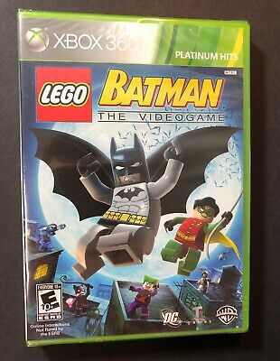 LEGO Batman The Videogame [ XBOX ONE Compatible ] (XBOX 360) NEW for sale  Shipping to Nigeria