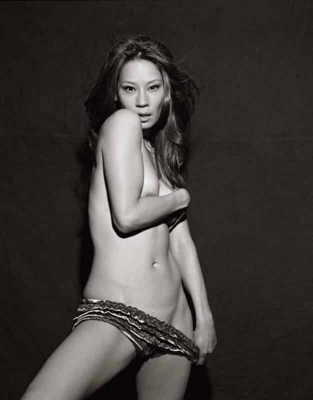 Lucy Liu Hot Nude 8x10 Picture Celebrity Print