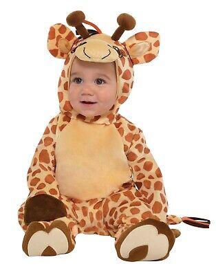 Junior Giraffe Unisex Kleinkinder Wildes Tier Halloween Kostüm