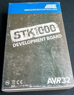 Atmel Microchip Avr32 Ap7 Series Stk1000 Development Board Kit Atstk1000