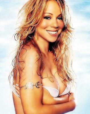 Mariah Carey Unsigned 8x10 Photo (120)