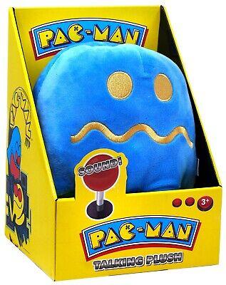 Pac Man Weak Ghost Talking Plush with Sound