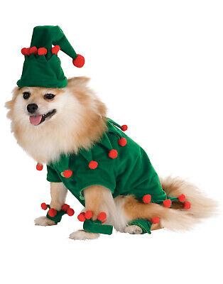 Hund Haustier Oder Katze Weihnachten Elfe Kleid Oben - Urlaub Hund Kostüme