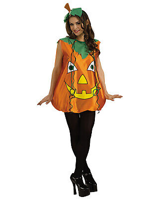 Pumpkin Pie Jack O Lantern Orange Halloween Costume (Pie Costumes)
