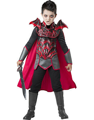 Vampire Knight Halloween (Vampire Knight Boys Child Dead Soldier Warrior Halloween Costume)