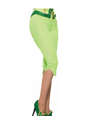 Miss Pixie Womens Adult Tinker Bell Fairy Costume Green Leggings](Adult Green Fairy Costume)