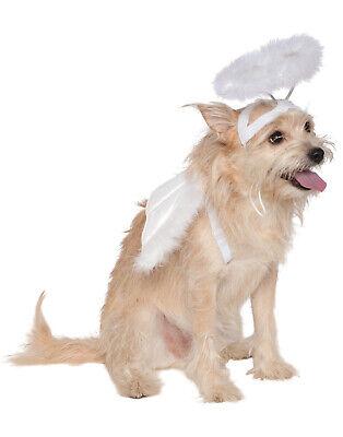Weihnachten Guardian Engel Halo Haustier Hund Katze Halloween - Engel Hund Kostüme