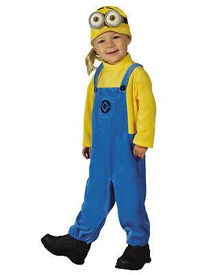 Einfach Unverbesserlich Me 3 Minion Dave Kleinkind Jungen Kostüm Jumpsuit-Xs