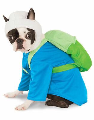 Human Dog Halloween Costumes (Adventure Time Pet Dog Finn The Human Halloween)