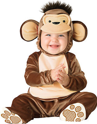 aby Jumpsuit Animal Jungle Infant Costume (Cute Baby Animal Costumes)