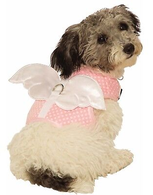 Fairy Harness Pet Cute Halloween Tooth Fairy Fairytale Cat Dog Costume