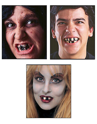 Liquid Tooth Black Out Witch Bum Missing Teeth Make