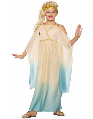 Lovely Goddess Girls Child Greek Roman Athena Halloween Costume - Adorable Baby Girl Halloween Costumes