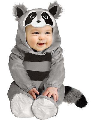 Baby Raccoon Toddler Animal Costume