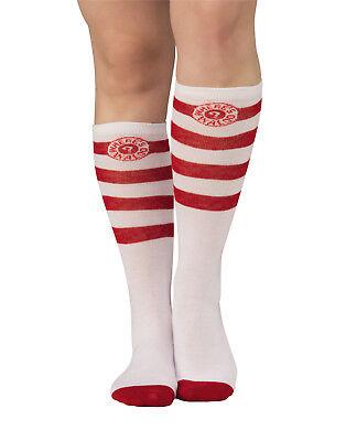 Wheres Waldo Book Character Adult Halloween Costume Socks](Halloween Book Character Costumes)