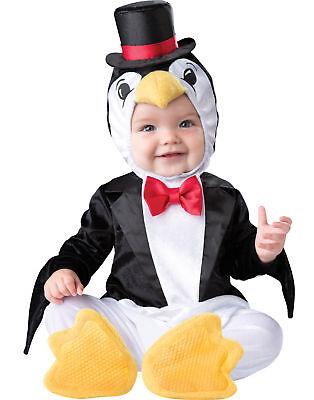 Incharacter Verspielt Pinguin Tier Schnee Kleinkinder Baby Halloween Kostüm