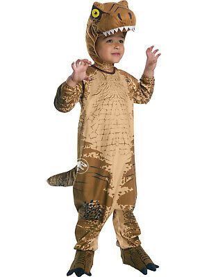 Jurassic World 2 Toddlers T Rex Dinosaur Halloween Costume - T Rex Dinosaur Halloween Costume