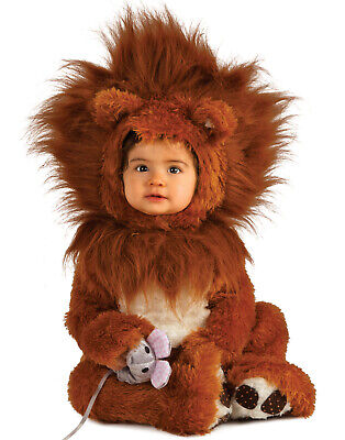 Courageous Lion Baby Boy Zoo Infant Newborn Halloween - Halloween Costumes Baby Boy