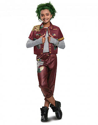 eliza deluxe girls child disney movie zombie halloween costume