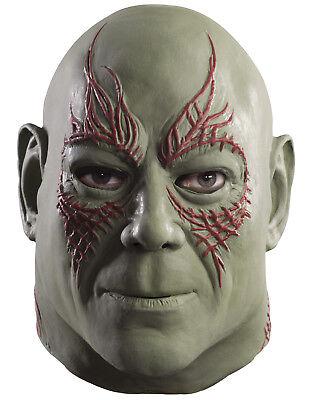 Guardians Of The Galaxy Drax The Destroyer Film Latex Masken Halloween Kostüme
