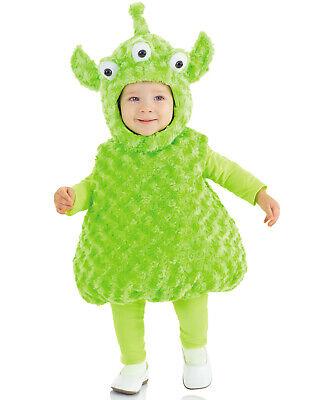 Kleiner Grüner 3 Augapfel Außerirdische Plüsch Toy Story Kleinkinder - Augapfel Kostüm Kinder