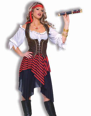 y Piratenbraut Kostüm Damen Halloween Kostüm Std (Süße Piraten-kostüm)