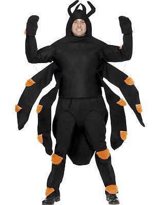 Unheimlich Gruselig Riese Spider Kostüm Insekten Unisex Halloween Kostüme