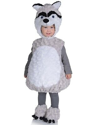Husky Belly Babies Unisex Toddler Puppy Plush Halloween Costume