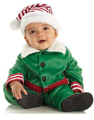SANTA'S Helfer Elfen Baby Weihnachtsferien Kleinkind Jungen Halloween (Elf Halloween Kostüm Kleinkind)