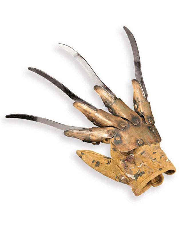 Supreme Deluxe Freddy Krueger Deluxe Metal Glove-Licensed