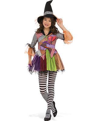 Kids Sally Halloween Costume (Poor Broken Hearted Witch Girls Sally Child Halloween)