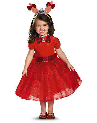 Olivia The Pig Deluxe Child Halloween Costume](Olivia Costume)