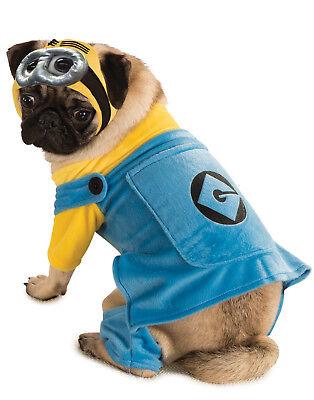 es Gelb Despicable Me Minion Haustier-Kostüm (Hund Despicable Me Kostüm)