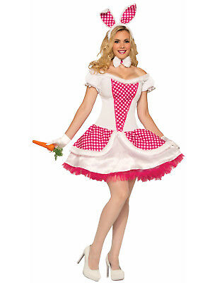 Country Bunny Womens Adult Sexy Animal Halloween - Animal Halloween Costumes For Womens