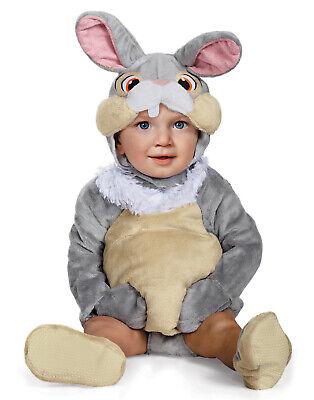 Disney Bambi Klopfer Kleinkind Jungen Deluxe Kaninchen Häschen Halloween - Bambi Kostüm Halloween