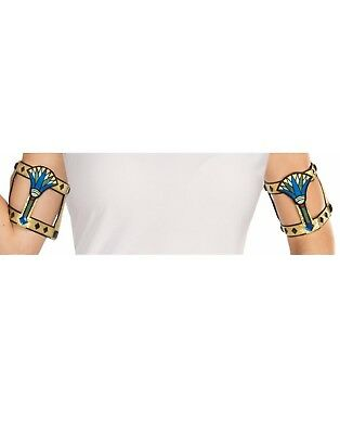 Egyptian Adult Female Emperor Pharaoh Princess Costume Armband - Female Egyptian Costume