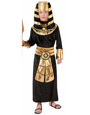Pharaoh Boys Child Roman Egyptian Emperor Halloween Costume