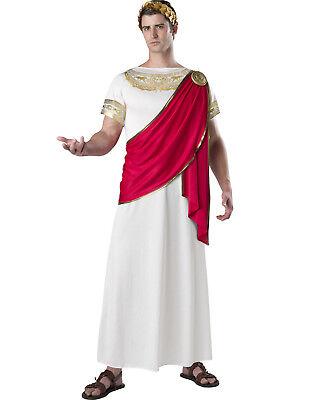 Julius Caesar Mens Adult Greek Roman Emperor Halloween Costume