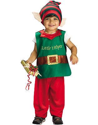 Toddler Christmas Costume Santa Claus' Little Helper Elf Costume - Toddler Elf Costume