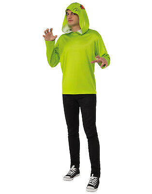 Rugrats Mens Reptar Adult Nickelodeon Dinosaur Costume Top Shirt](Rugrats Costumes)