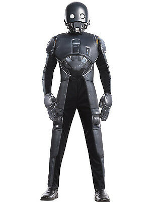 Star Wars Rogue One Boys K-2So Deluxe Halloween Costume - Boys Star Wars Costumes