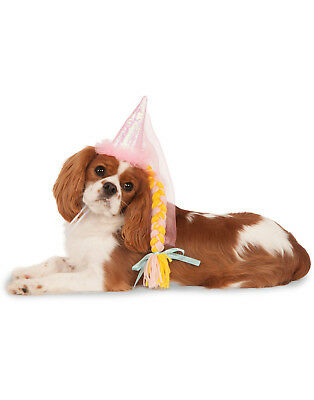 Prinzessin Rapunzel Haustier Hund Katze Königlich Kostüm Hut mit Blond - Blonde Katze Kostüm