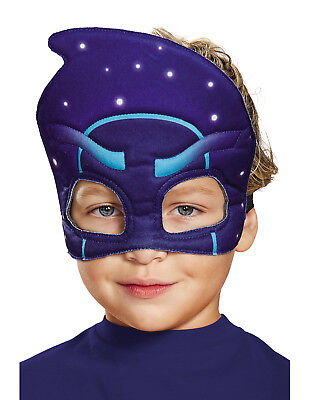 Pyjama Masken Nacht Ninja Ninjalino Kleinkinder Junge Blau Klassisch - Ninja Herr Kinder Kostüm