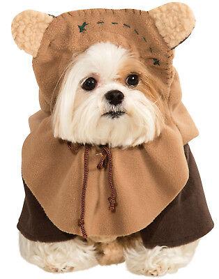 Hund Star Wars Ewok Haustier Bekleidung Lustiges Halloween Kostüm