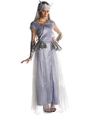 The�Huntsman Deluxe Winters War Freya Queen Princess Halloween Costume - Winter Queen Halloween Costume